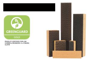 業務用冷風機 クールスペース 体育館 工場 倉庫 GREENGUARD Gold認証